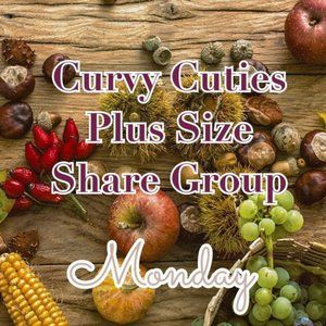 10/25 PLUS SIZE SHARE GROUP: CURVY CUTIES
